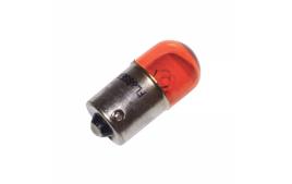 Boite 10 ampoules 12V 10W BA15s Orange