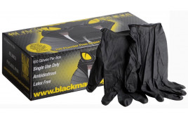100 Gants atelier Taille M BLACK MAMBA