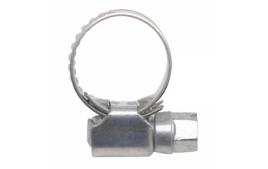 Sachet de 10 colliers SERFLEX de serrage metal à cremaillere 10x16
