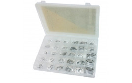 Coffret de 300 joints aluminium (assortiment)