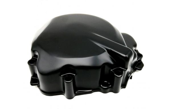 Carter moteur gauche adapt. SUZUKI NOMBREUX MODÈLES - NOIR