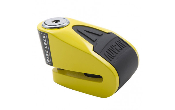 BLOCK DISC ALARME B-LOCK-06 YELLOW/BLACK