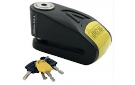 BLOCK DISC ALARME B-LOCK-14 YELLOW / BLACK CLASSE SRA