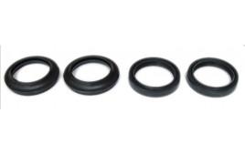 Kit joints spi de fourche avec caches poussières FSD-045 41-53-8/10,5 DCY