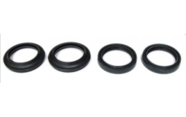 Kit joints spi de fourche avec caches poussières FSD-049 46-58-9,5/11,5