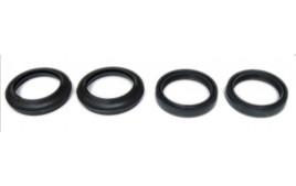 Kit joints spi de fourche avec caches poussières FSD-046 43-55-9,5/10