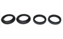 Kit joints spi de fourche avec caches poussières FSD-014 33-46-11 DCY