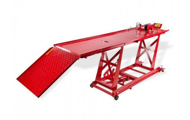 Table élévatrice moto 450kg