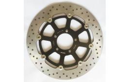 Disque de Frein 320 mm Avant G/D 'MTX DISC' pour HONDA (équivalent à MDF019)