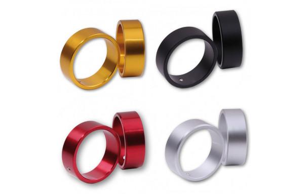 Anneau de couleur NOIR pour RETRO EMBOUT DE GUIDON (Colour Ring)