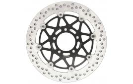 Disque de Frein 320 mm Avant Gauche/Droite 'MTX DISC' pour SUZUKI (équivalent à MDF05002)