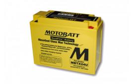 Batterie MOTOBATT MBTX24U (4 poles)
