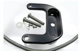 HD Twin Cam Rockerbox support, noir pour permettre le montage du motoscope mini. Expédié sous 3 jours en moyenne.