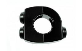 MOTOGADGET mo.switch, 3 Bouton poussoir diam. 22 mm, Logement noir, bouton noir. Expédié sous 3 jours en moyenne.