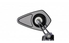 mo.view blade, rétroviseur sans miroir, pour 1 pouce et 22mm, ohne E. Expédié sous 3 jours en moyenne.