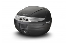 SHAD TOPCASE SH29 NOIR BRUT  (EXPEDITION IMMEDIATE)
