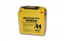 Batterie MOTOBATT MBYZ16H (4 poles)