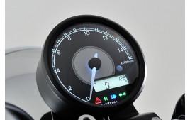 DAYTONA Compte-tours aiguille VELONA 80, 15000 trs/mn, compteur de vitesse LCD