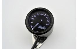 Daytona VELONA 48 Compteur de vitesse 200 km/h / MPH