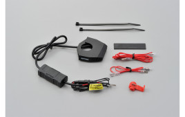 DAYTONA SLIM TYPE Prise USB x 1 pour fixation au guidon