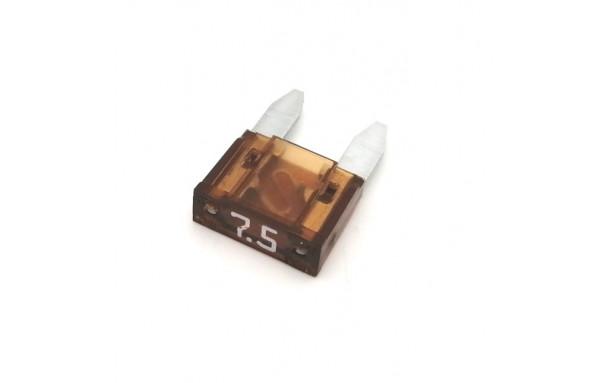 Mini Fusible 7,5 Ampères MOTO (sachet de 10 fusibles)