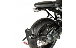 "SUPPORT DE PLAQUE ""SIDE NAKED"" BARRACUDA BMW R NineT Pure"