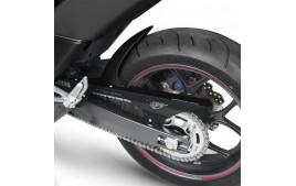 GARDE BOUE ARRIERE  BARRACUDA Honda Integra 700 / NC S / NC X