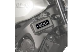 PLAQUE NUMEROTE 900 BARRACUDA Yamaha XSR900 .