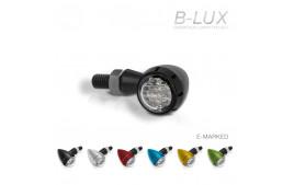 Clignotant S-LED3 B-LUX NOIR (paire) BARRACUDA