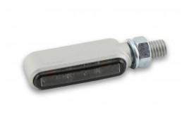 Clignotant BRONX  LED Aluminium NOIR HIGHSIDER