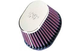 K&N Filtre air (4) 2-1/8''FLG,4'' X 3''B, 3'' X 2'