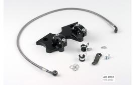 LSL Kit Conversion SUPERBIKE BMW K1200S, 04-08, K1300S (K12S), 09-, noir, (Typ G)