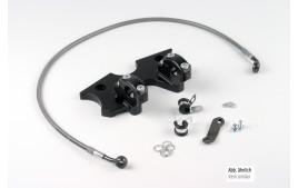 LSL Kit Conversion SUPERBIKE HONDA CB 750F (RC04), CB 900F (SC01),CB 900F (SC09), noir, (Typ A)