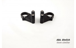 LSL SB-Pontets guidon kit CBR600/VFR750, noir