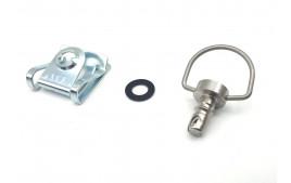 Kit de 10 fixations pour carénage 14 mm