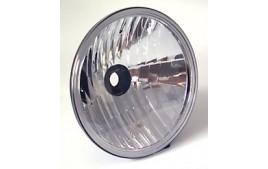 Optique seul h4 verre lisse pour phare ø 180 mm