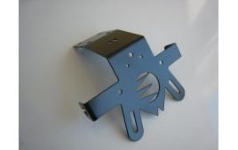 Support plaque d'immat. ZX 6R 09/12 - ZX 636 R 13/14 - ZX 10R 08/11