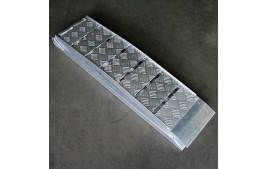 Rampe aluminium poids de charge 600 kgs