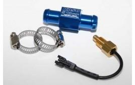 Adaptateur et sonde de température pour compteur KOSO Ø disponibles 14 à 26 mm