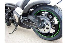 SUPPORT DE PLAQUE LATERAL VULCAN S