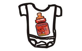 Body bébé URBAN - MODÈLE TRIUMPH