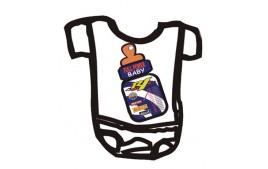 Body bébé URBAN - MODÈLE YAMAHA