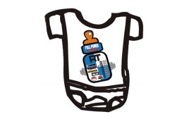 Body bébé URBAN - MODÈLE BMW