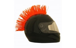 Crète de casque ORANGE