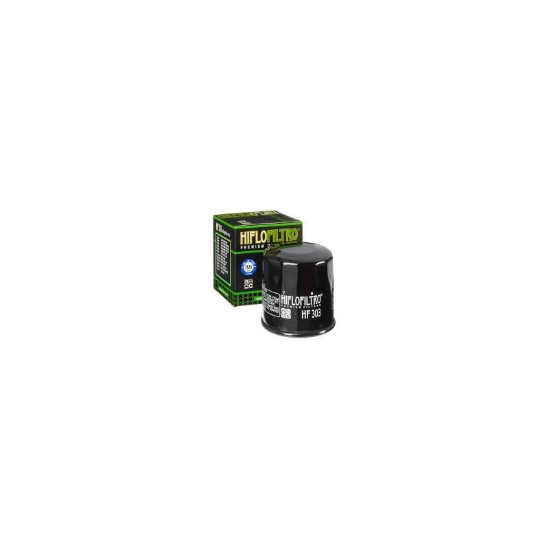2x Filtre à huile Hiflo hf303 Filtre à huile clé Honda vt 750 DC black widow