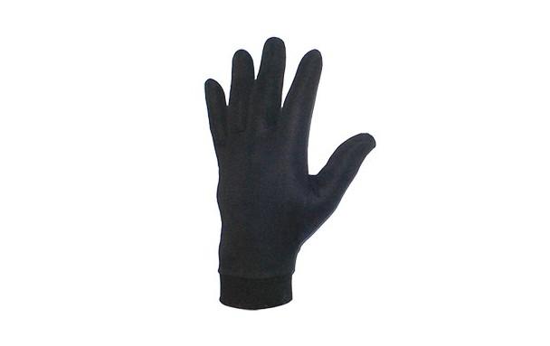 Paire de sous-gants soie naturelle - TAILLE 10