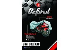 Housse moto OXFORD - TAILLE XXL