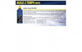 Huile 2 Temps Ester Tech RS 959 , 100% synthèse, 1L PUTOLINE
