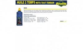 Huile 2 Temps MX9 Esther Tech , 100% synthèse, 1L PUTOLINE