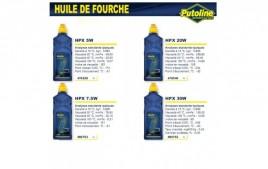 Huile fourche HPX 7.5W , , 1L PUTOLINE